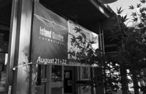 Island Theatre Banner